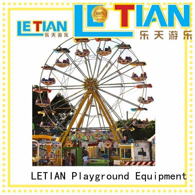 LETIAN reinforced ferris wheel fair wholesale theme park