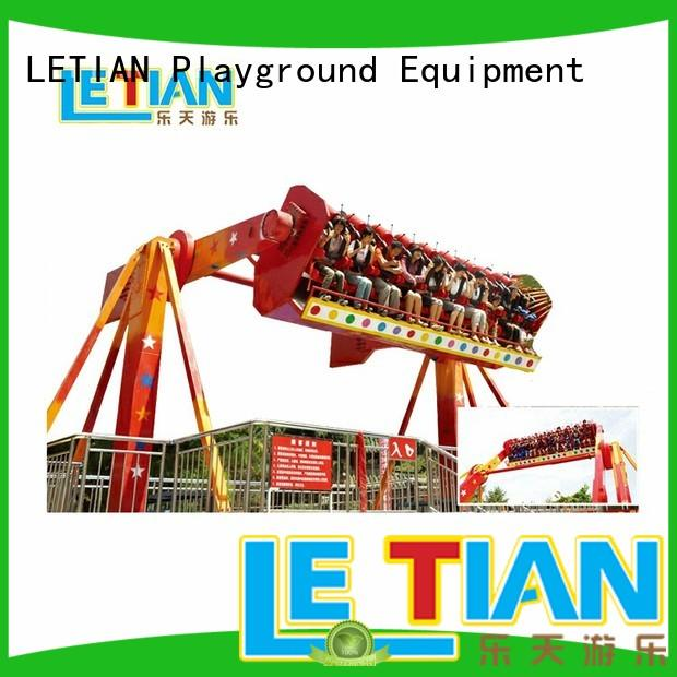 colorful extreme thrill rides thrilling factory theme park