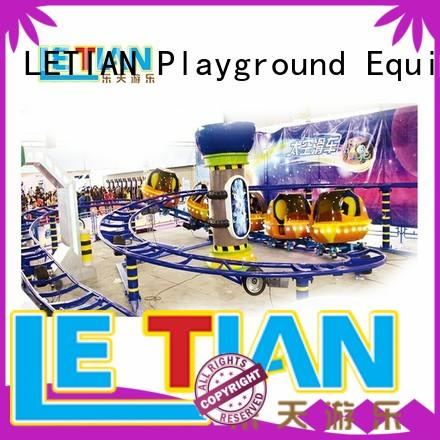 LETIAN New roller coaster design mall
