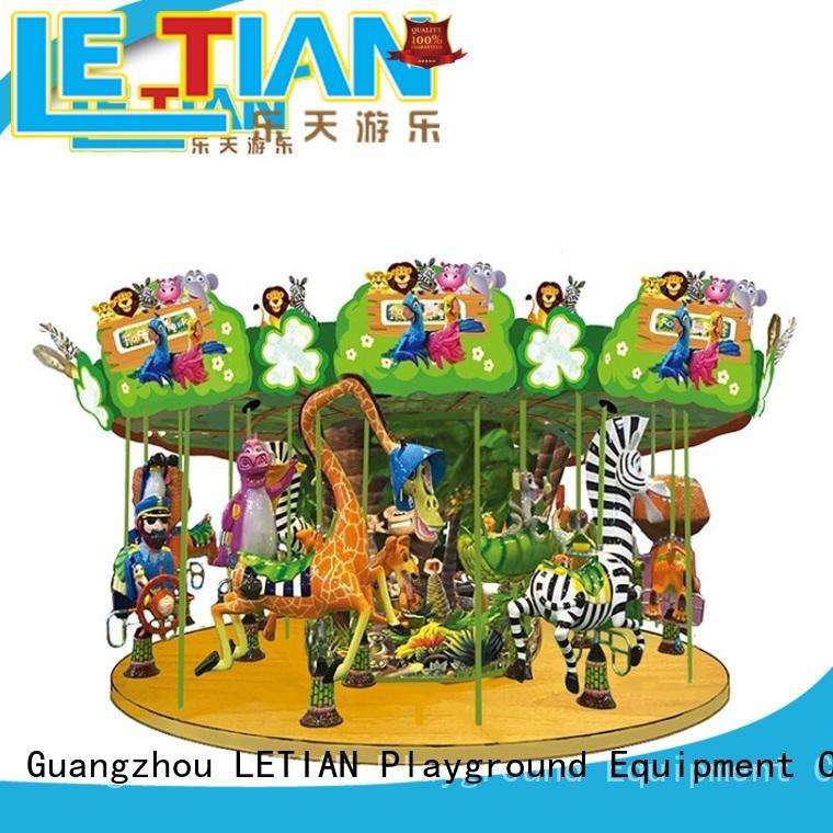 LETIAN ocean amusement park rides for kids supplier fairground