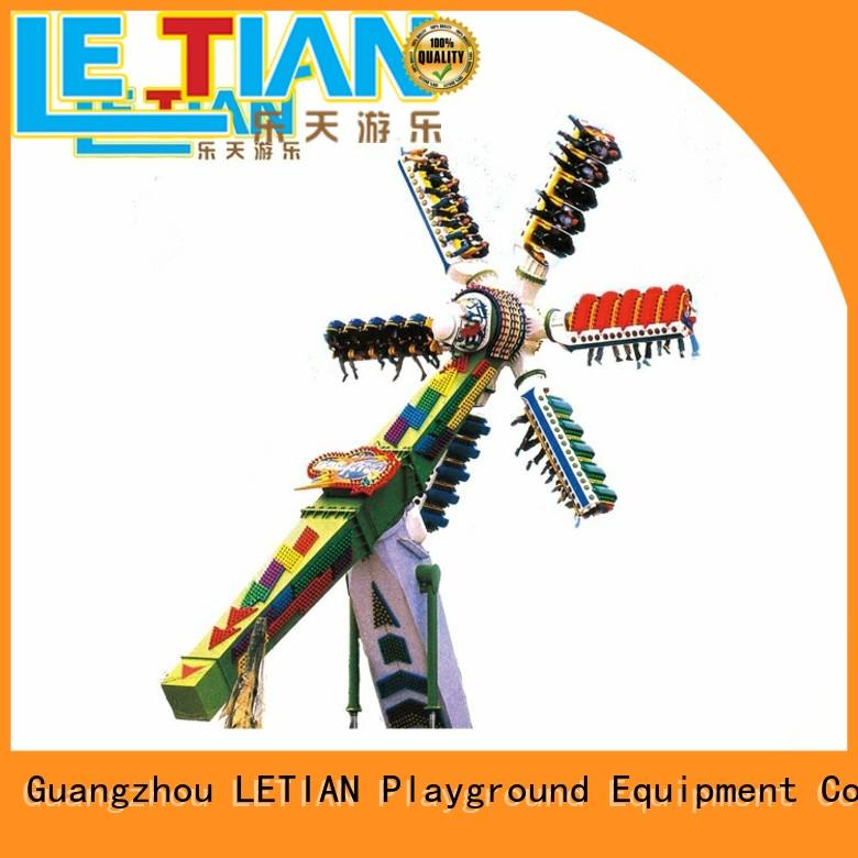 amusement big pendulum ride windmill life squares LETIAN