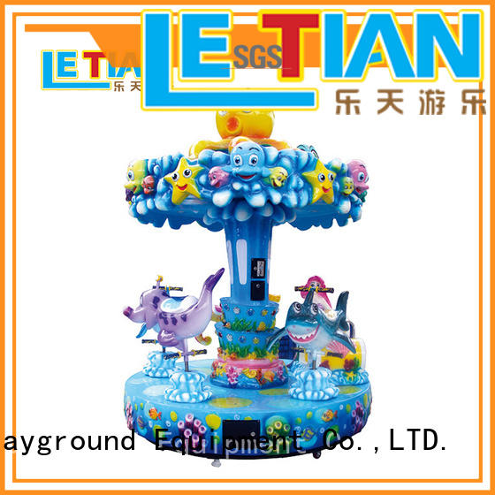 LETIAN Top horse carousel ride manufacturers shopping centers