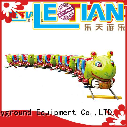 LETIAN orbit carnival train ride for sale children's palace