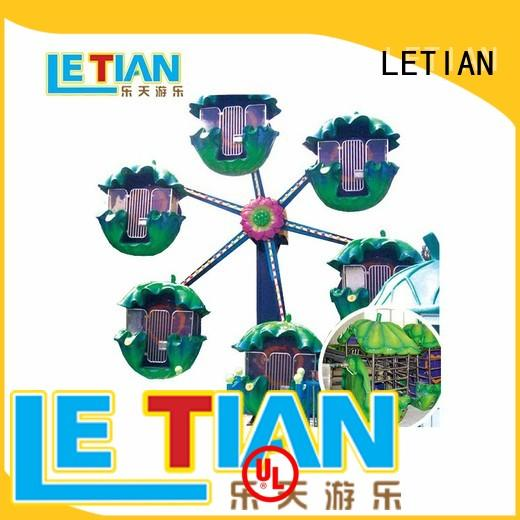 LETIAN giant fair ferris wheel for kids playground