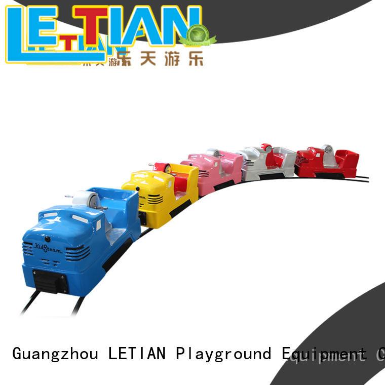 theme park train jungle park playground LETIAN
