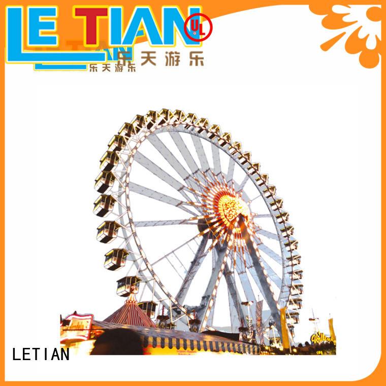 large ferris wheel for kids made theme park
