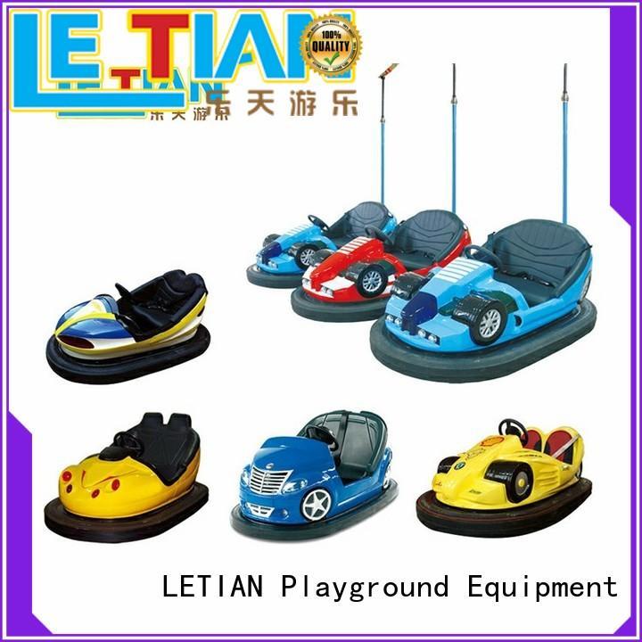 LETIAN Best bumper car manufacturers for business amusement park