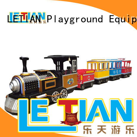worm trackless train manufacturer park playground LETIAN