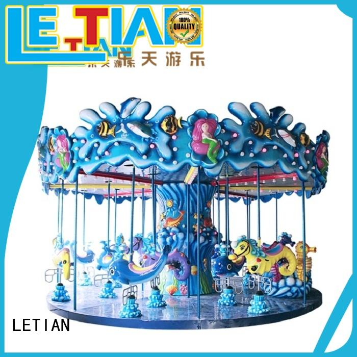 Latest christmas carousel for sale centers Suppliers carnival