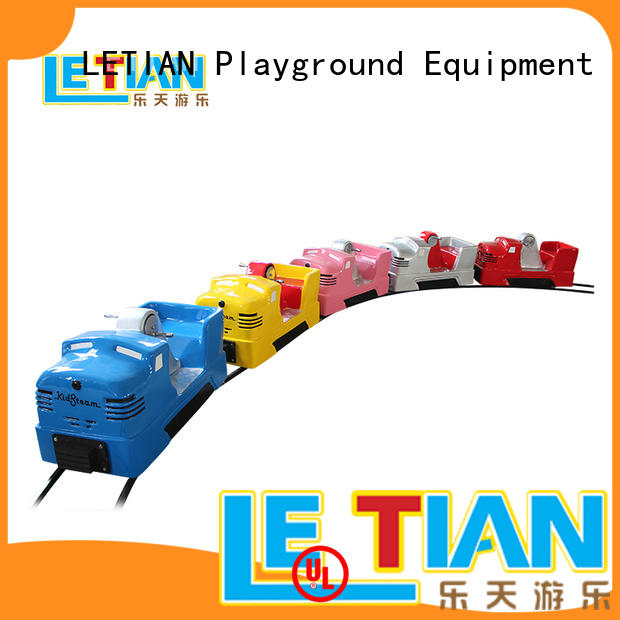 LETIAN electric theme park equipment China mall