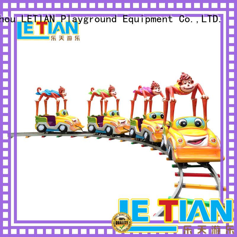 LETIAN lt7078c amusement park train manufacturers Supply children's palace