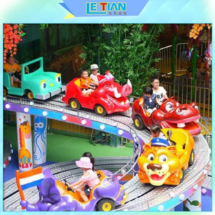 LETIAN New roller coaster design mall-2