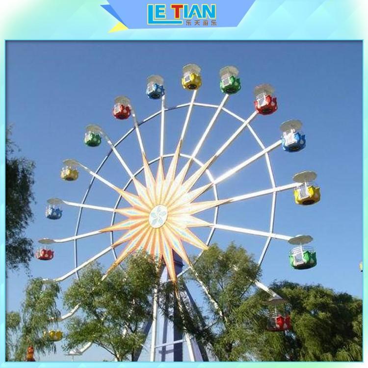 LETIAN kids ferris wheel fair theme park-1