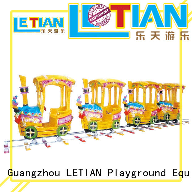 mechanical ride on model trains for sale China mall LETIAN