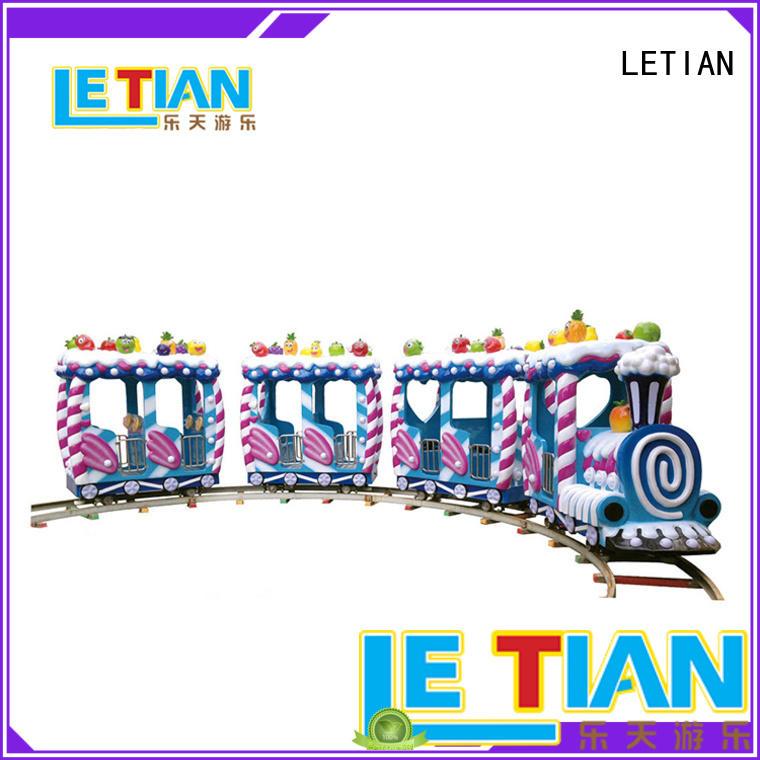 LETIAN orbit orbit train for sale park playground