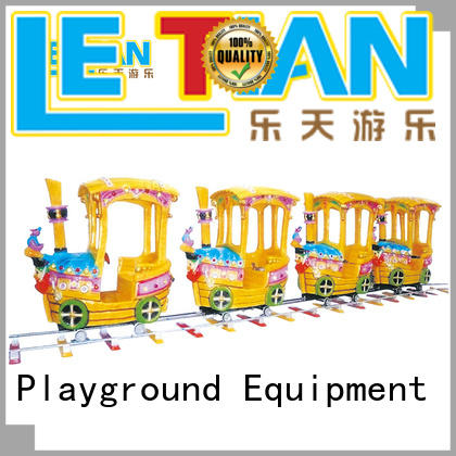LETIAN indoor theme park train mall