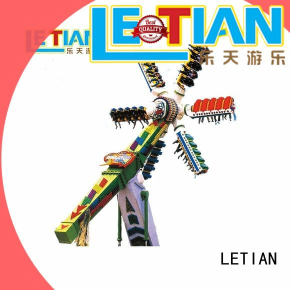 LETIAN sale central park rides for kids mall