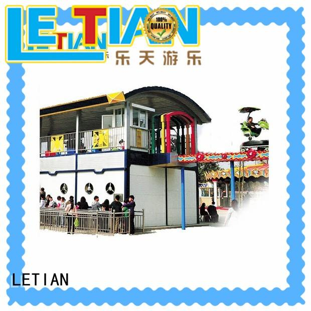 lt7028a the roller coaster family carnival LETIAN