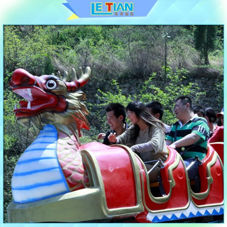 LETIAN New roller coaster play online factory mall-2
