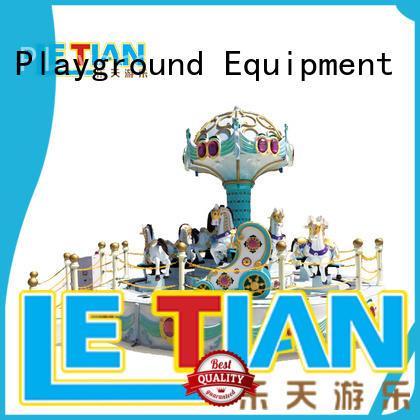 colorful a children's carousel lt7039d for kids theme park