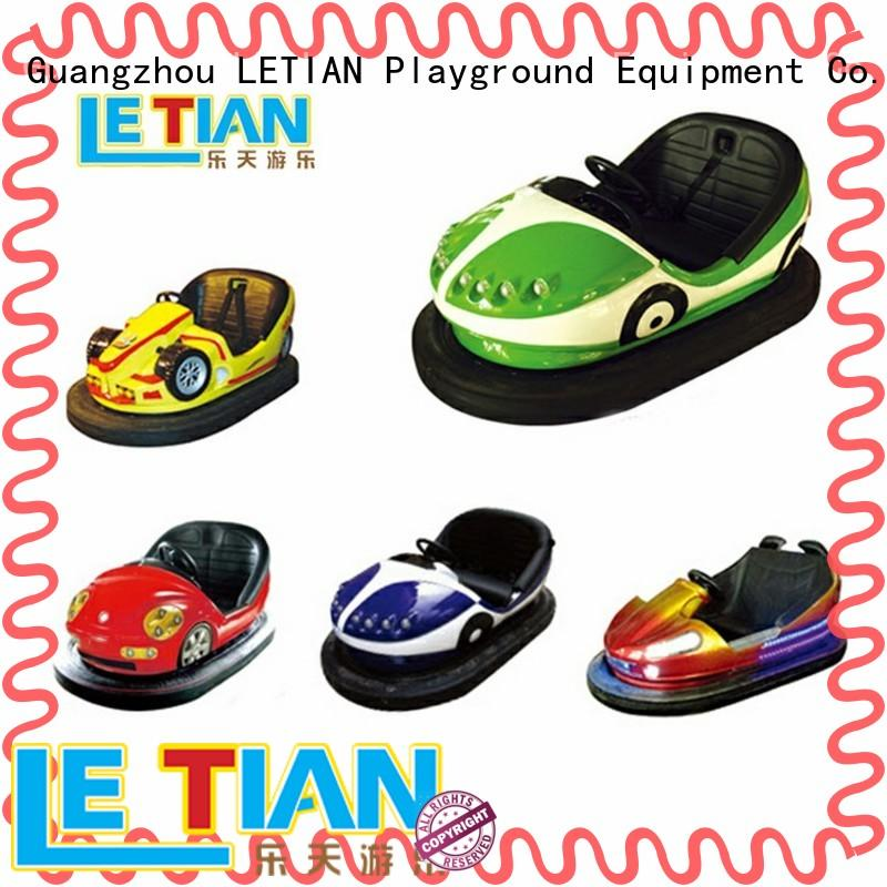 LETIAN boat kids bumper cars for sale entertainment