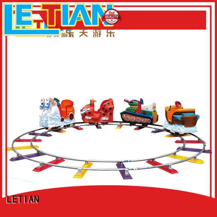 mechanical amusement park train lt7077b China life squares