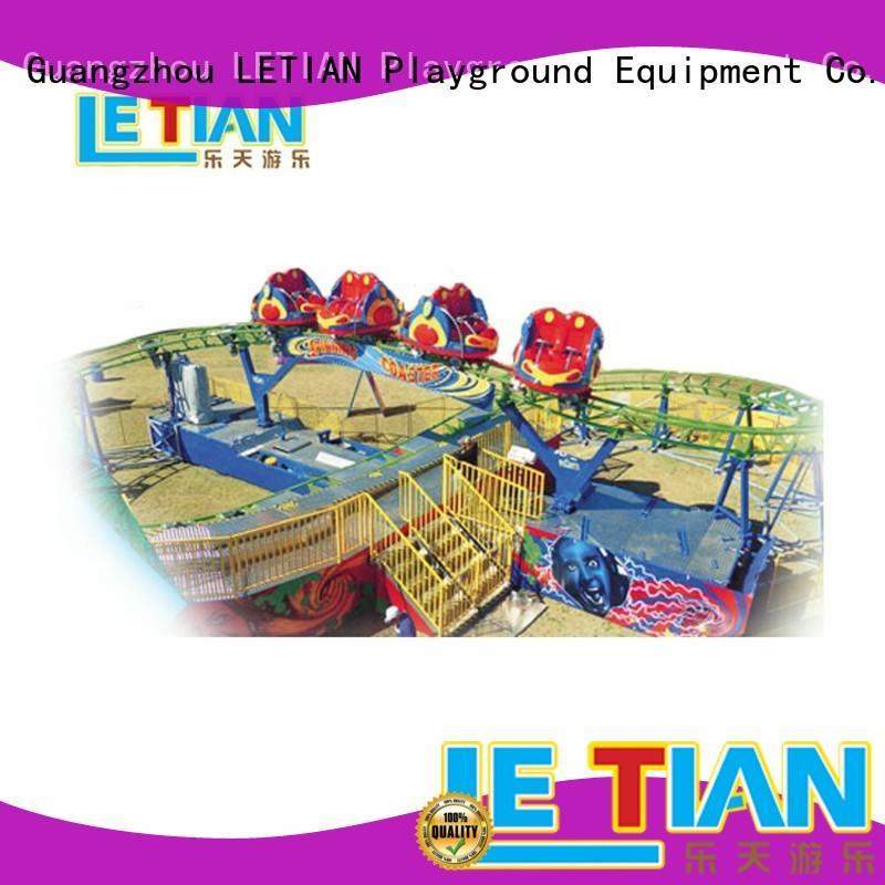 LETIAN roller crazy roller coaster factory carnival