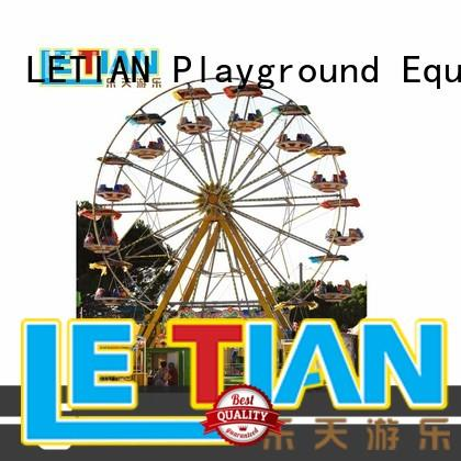 LETIAN made ferris wheel Supply playground