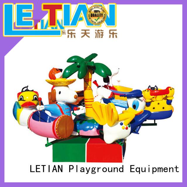 LETIAN Wholesale amusement rides for sale manufacturer playground