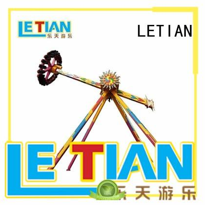 LETIAN safe Small Pendulum for adults park playground