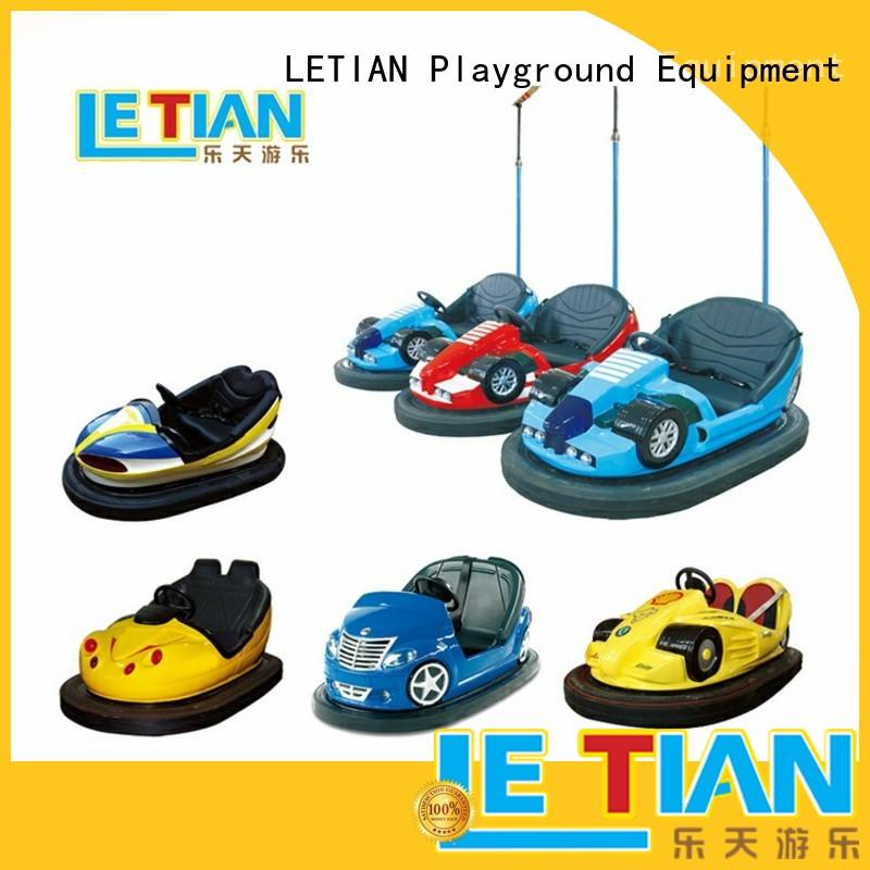 LETIAN drifting bumper car manufacturers zoo