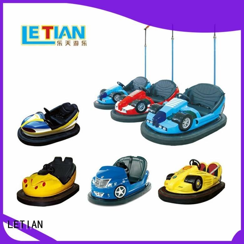 LETIAN New bumper car manufacturers zoo