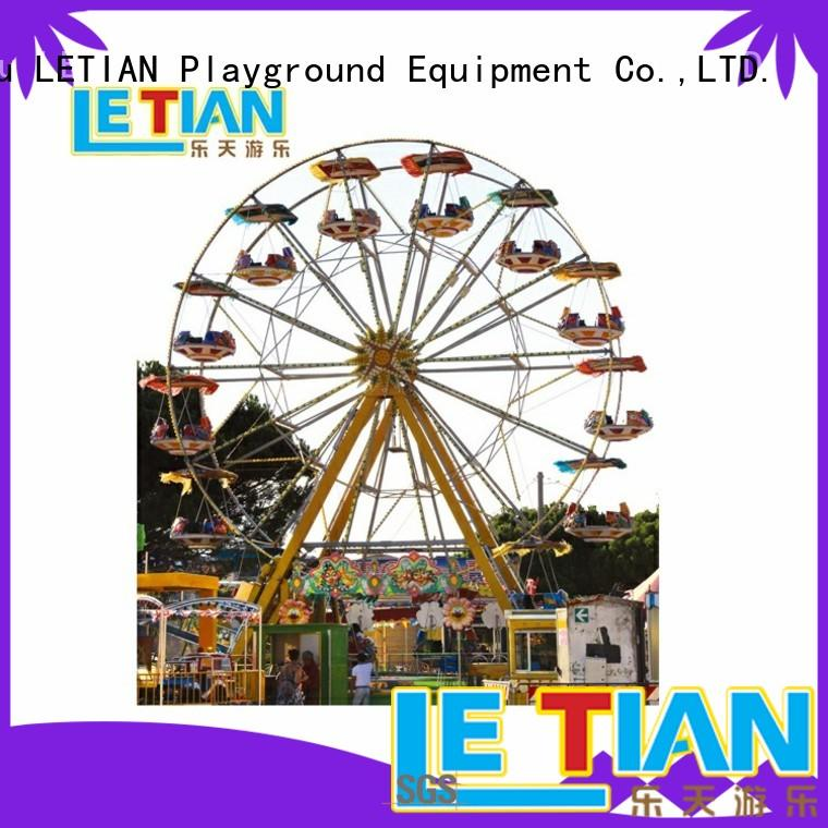 LETIAN seats ferris wheel for kids relaxing playground