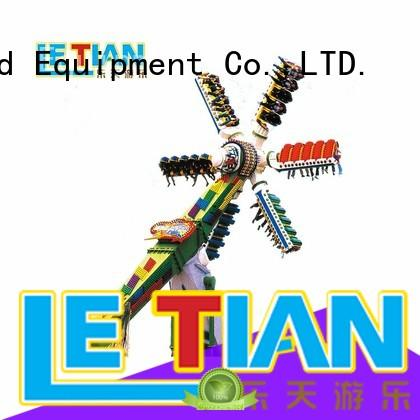 LETIAN rides fun park rides for business mall