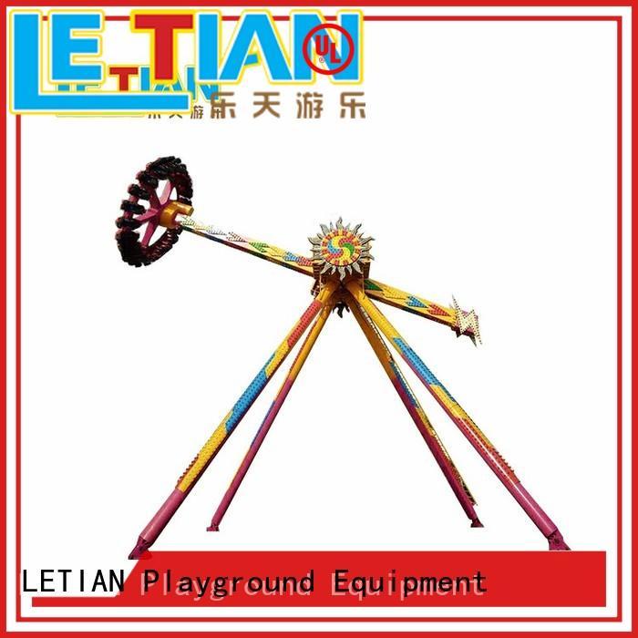 huge extreme amusement rides tourist children's palace