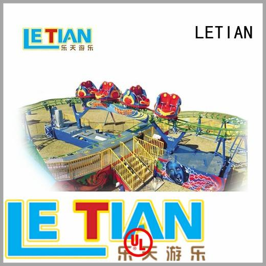 LETIAN be crazy roller coaster for children playground