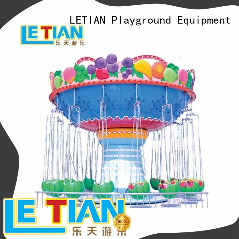 LETIAN fairy flying chair ride Supply theme park