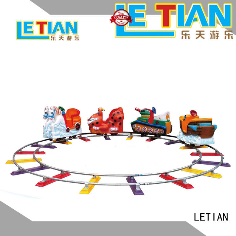 Latest amusement park train handcar company mall