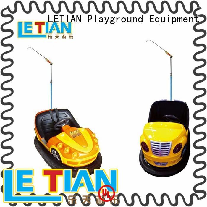 LETIAN kids electric bumper cars for sale amusement park