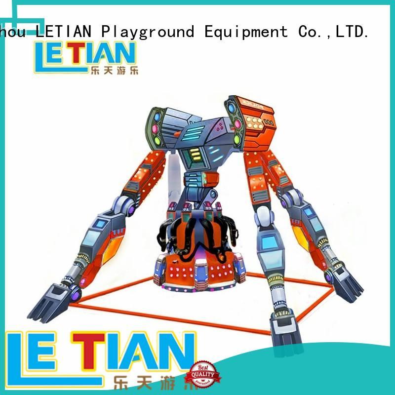 travel extreme theme park supplier amusement park LETIAN