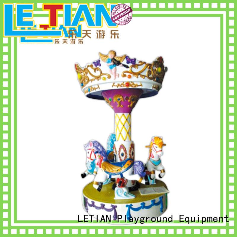 LETIAN durable amusement park rides for kids for kids shopping centers