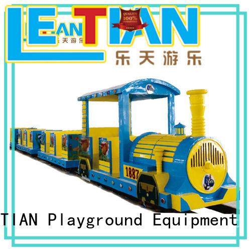 LETIAN Best amusement park train China park playground