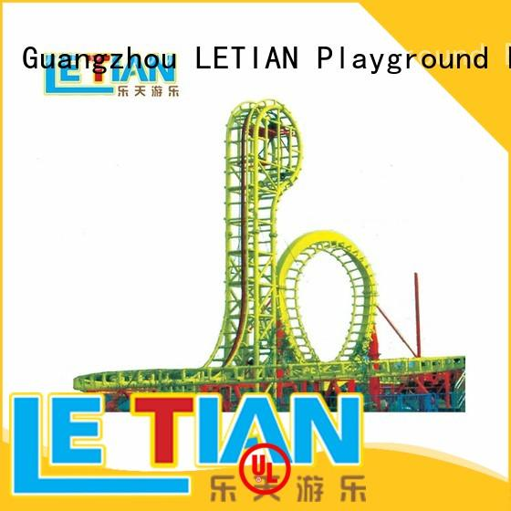LETIAN Top create a roller coaster game online factory playground