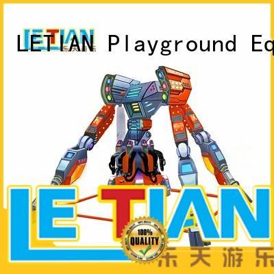 LETIAN space extreme theme park facility theme park