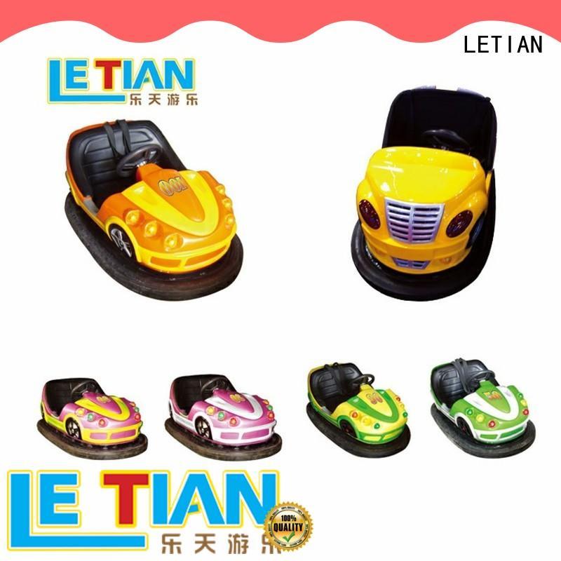 LETIAN New indoor bumper cars Suppliers amusement park