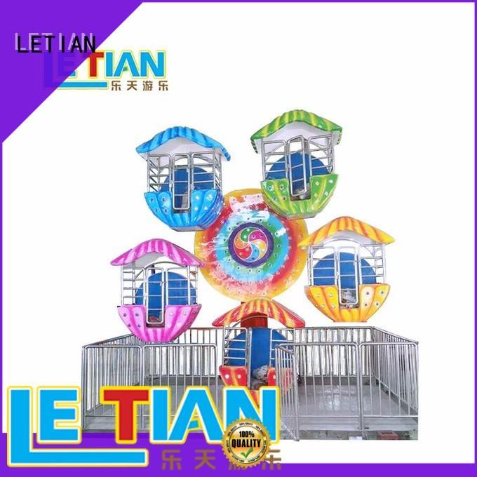 LETIAN 72 best ferris wheels for kids playground