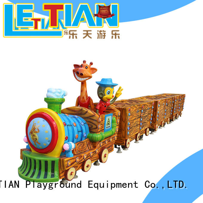 mechanical small trains for parks elephant for kids children's palace