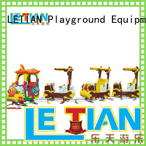 LETIAN small thomas the train amusement park China park playground