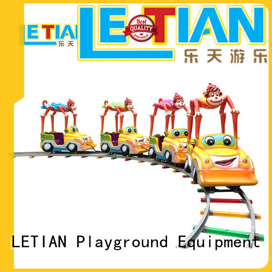 LETIAN Custom themed train rides manufacturers park playground