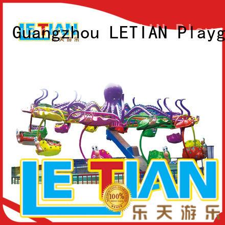 Self-control spinning amusement park ride manufacturer playground